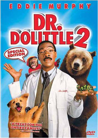 Dr. Dolittle 2 (Special Edition) DVD Movie