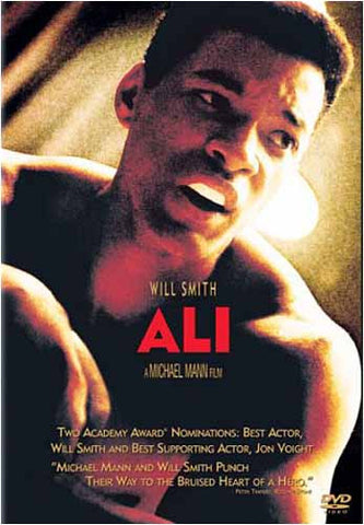 Ali (Will Smith) DVD Film