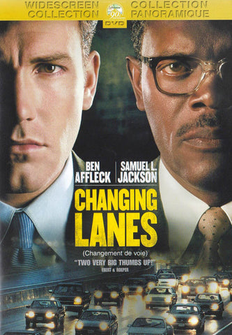 Changing Lanes DVD Movie