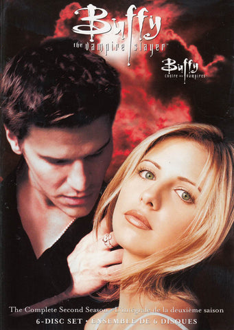 Buffy the Vampire Slayer - The Complete Second Season (Boxset) DVD Movie