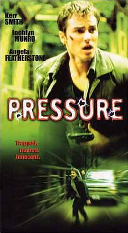 Pressure DVD Movie