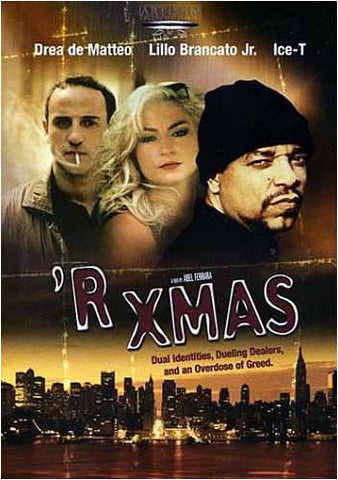 R Xmas DVD Movie
