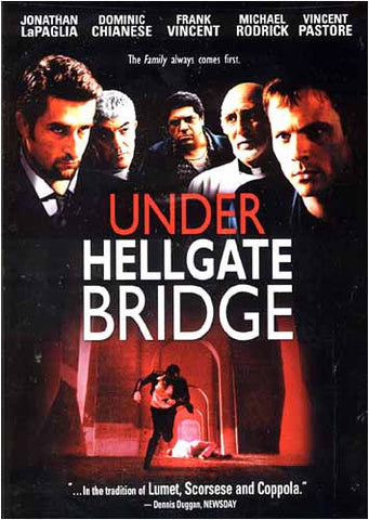 Sous le film DVD Hellgate Bridge