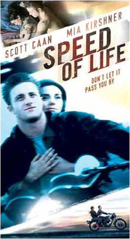 Speed Of Life DVD Movie