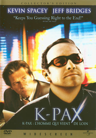 K-Pax - Édition Collector (écran large) (Bilingue) DVD Film