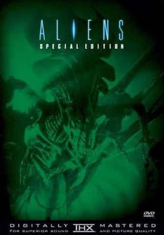 Aliens (Special Edition) DVD Movie