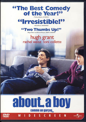 About a Boy (Widescreen Edition) (Bilingual) DVD Movie