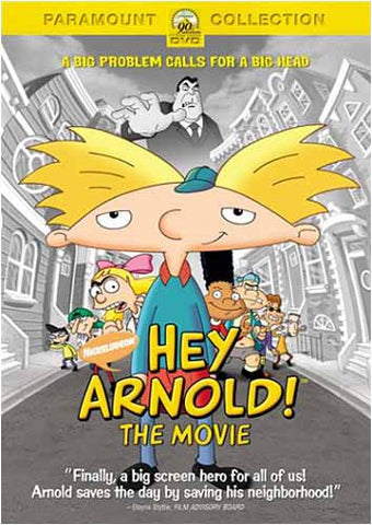 Hey Arnold! The Movie (Fullscreen) (WideScreen) DVD Movie