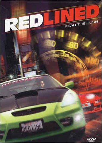 Red Lined DVD Movie
