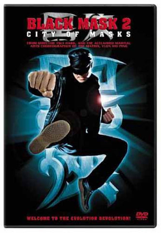 Black Mask 2 - Cité du film sur DVD
