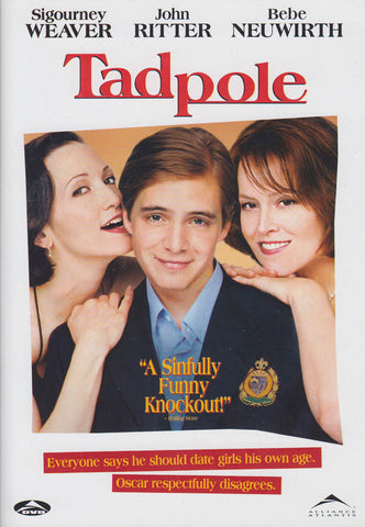 Tadpole DVD Movie