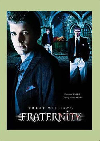 The Fraternity (Bilingual) DVD Movie