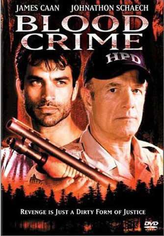 Blood Crime DVD Movie
