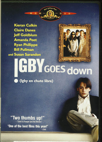 Igby Goes Down (MGM) (Bilingual) DVD Movie