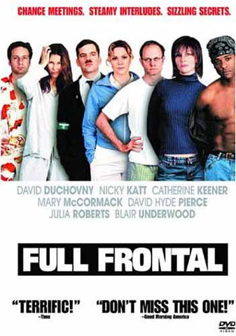 Full Frontal (Bilingual) DVD Movie