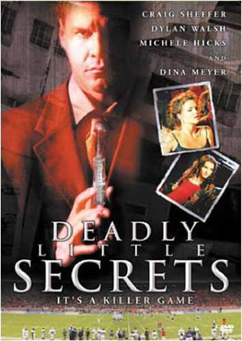 Deadly Little Secrets DVD Movie