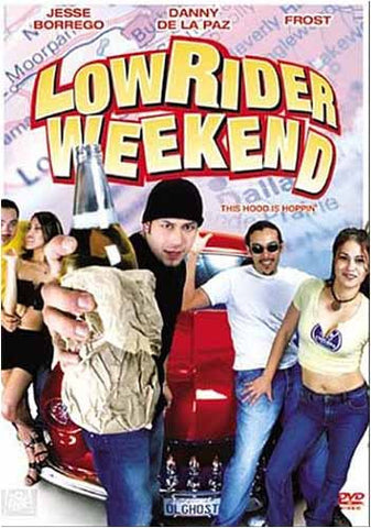 Lowrider Weekend DVD Film