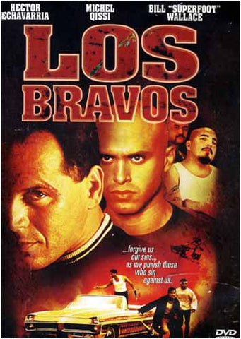 Los Bravos DVD Movie