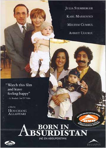 Born in Absurdistan (Bilingual) DVD Movie
