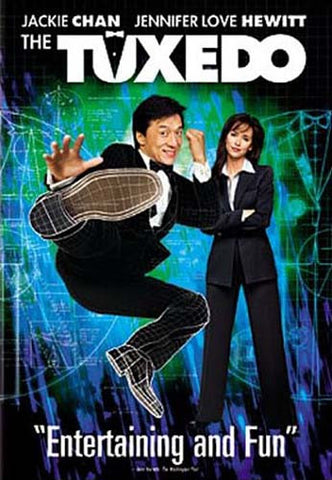 The Tuxedo (Fullscreen) DVD Movie