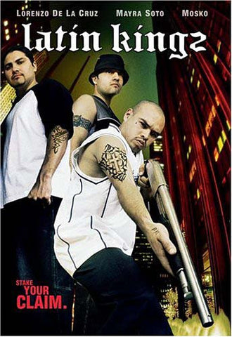 Latin Kingz DVD Film