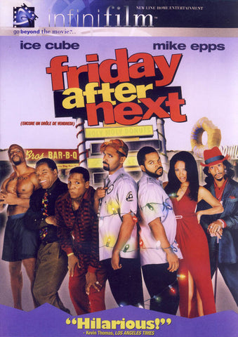 Friday After Next (Infinifilm Edition) (Widescreen/Fullscreen) (Bilingual) DVD Movie