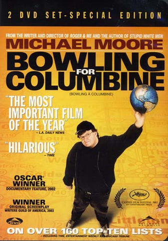 Bowling for Columbine (2 DVD Set - Special Edition) (Bilingual) DVD Movie