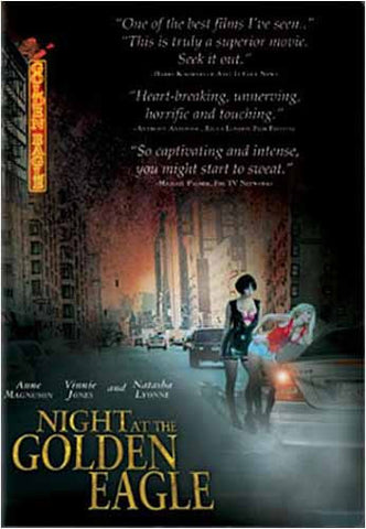 Night At The Golden Eagle DVD Movie