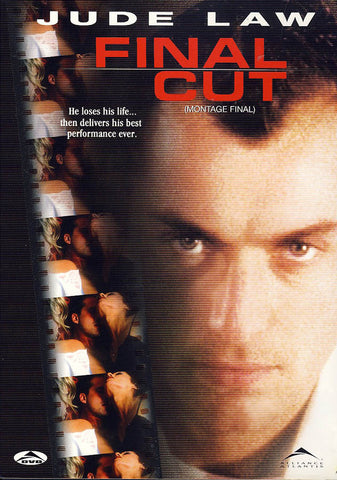 Final Cut (Jude Law) (bilingue) DVD Movie