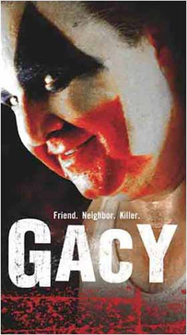 Gacy DVD Movie