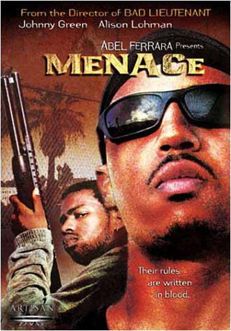 Menace DVD Movie