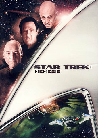 Star Trek X: Nemesis DVD Movie