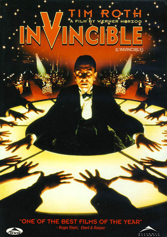 Invincible (Tim Roth) (Bilingual) DVD Movie