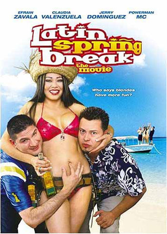 Latin Spring Break - The Movie DVD Movie