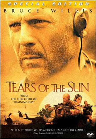 Tears of the Sun (édition spéciale) DVD Movie