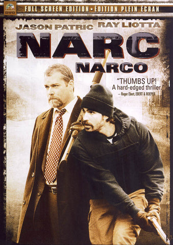 Narc (Full Screen) (Bilingue) DVD Film