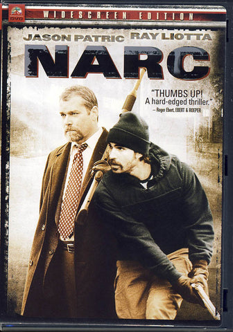Narc DVD Movie