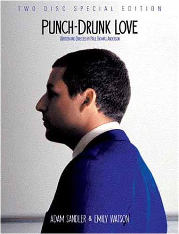 Punch-Drunk Love (Two Disc Special Edition) DVD Movie
