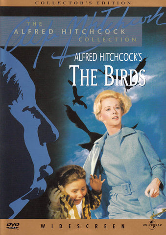 The Birds (Collector's Edition) DVD Movie