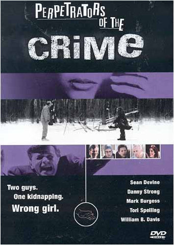 Perpetrators of the Crime DVD Movie