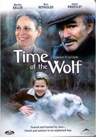 Le temps du loup (bilingue) DVD Film
