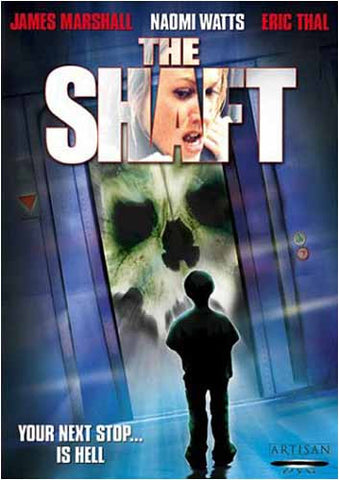 The Shaft DVD Movie