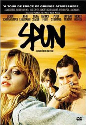 Spun (Rated) DVD Movie