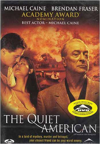 The Quiet American (Michael Caine) DVD Movie