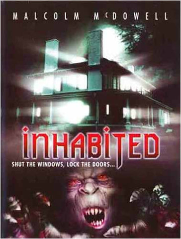 Inhabited DVD Movie