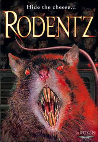 Rodentz DVD Movie