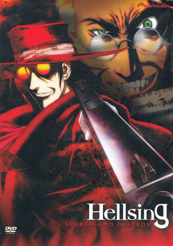 Hellsing - Search and Destroy vol.3 DVD Movie