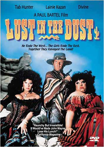 Lust In The Dust DVD Film