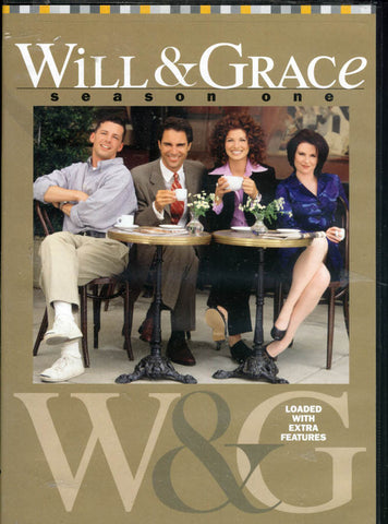 Will & Grace - Season One (Boxset) DVD Movie