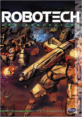Robotech - Volume 14: Hollow Victory (Japanimation) DVD Movie